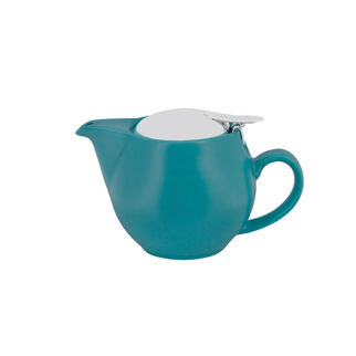 Picture of Bevande Tealeaves Teapot 350ml Aqua