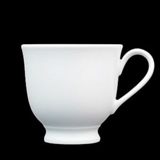 Picture of Superwhite Vitrified Ilona Pedestal Cup 220ml