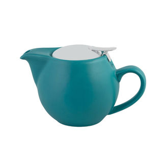 Picture of Bevande Tealeaves Teapot 500ml Aqua