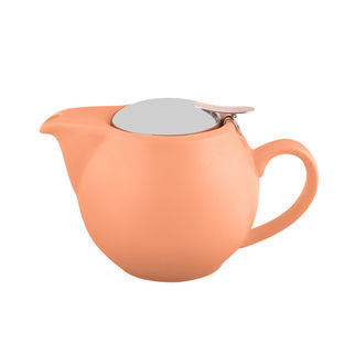 Picture of Bevande Tealeaves Teapot 500ml Apricot
