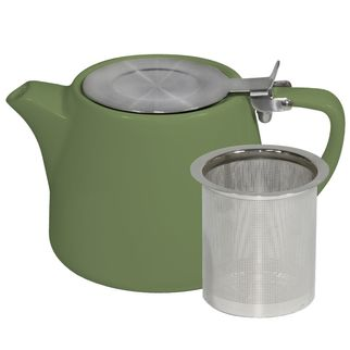 Picture of Brew Sage Stackable Teapot 500ml with SS Infuser and Lid