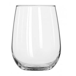 Picture of Libbey Vina Stemless White Wine Glass 348ml