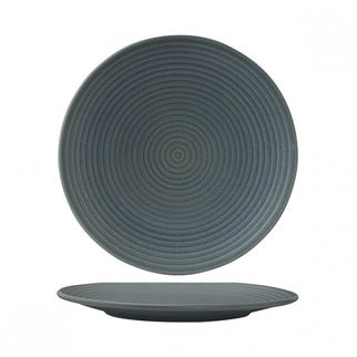 Picture of Zuma Denim Round Coupe Plate Ribbed 265mm