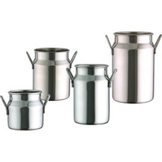 Picture of Miniatures Milk / Sauce Serving Churn 18/8 445ml / 15oz