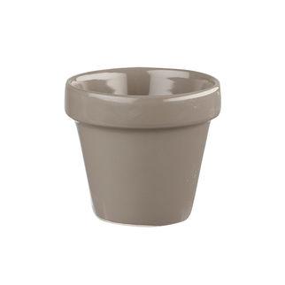 Picture of Churchill Plant Pot Pebble 90 x 97mm