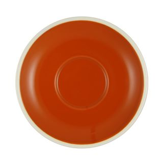 Picture of Brew Saffron and White Saucer to suit TOM1274/TOM1168