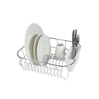 Picture of Avanti Slimline Dish Rack White