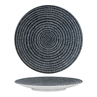 Picture of Luzerne Zen Storm Round Coupe Plate 275mm
