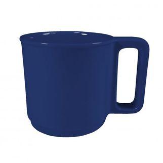 Picture of Melamine Stackable Mug 350ml Blue