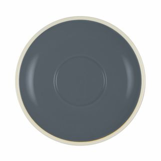 Picture of Brew Steel Blue and White Saucer to suit TOM1208/TOM1288/TOM1210/TOM1206