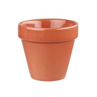 Picture of Churchill Plant Pot Paprika 104 x 109mm