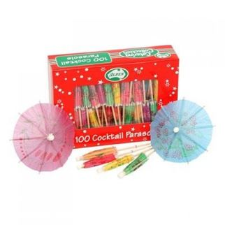 Picture of Parasols Box of 100
