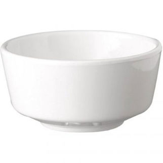 Picture of Aps Round Salad Bowl White 205mm