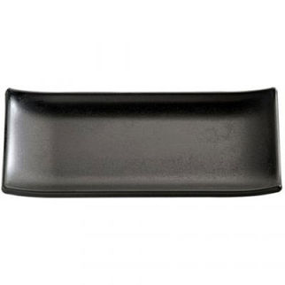 Picture of Aps Zen Rectangular Sushi Plate White