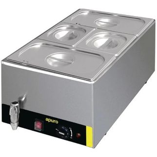 Picture of Apuro Bain Marie with Tap & Pans