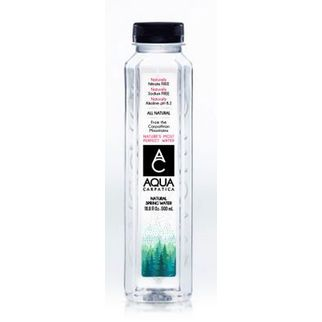 Picture of Aqua Carpatica Natural Spring Water 500ml 12 pack