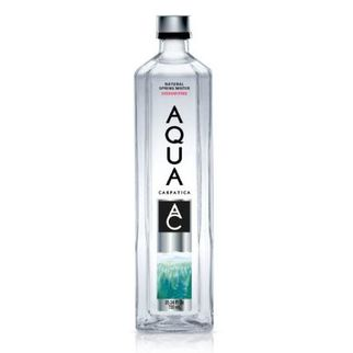 Picture of Aqua Carpatica Natural Spring Water Glass Bottle 750ml 6 pack
