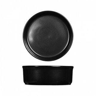 Picture of Art De Cuisine Rustics Tapas Mezze Dish 140ml Black