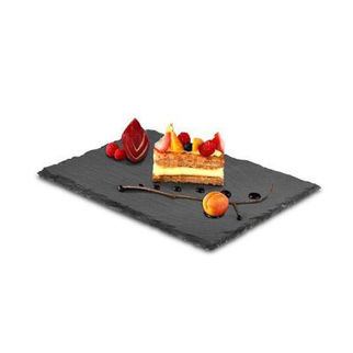 Picture of Art De Gourmet Rect Slate Platter 300mm