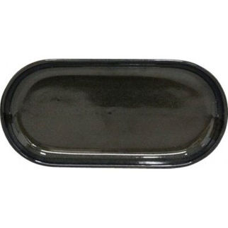 Picture of Artistica Oval Coupe Plate Midnight Blue