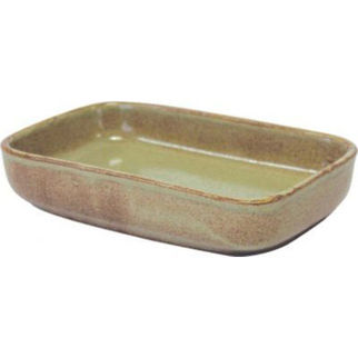 Picture of Artistica Rectangular Dish Flame Flame
