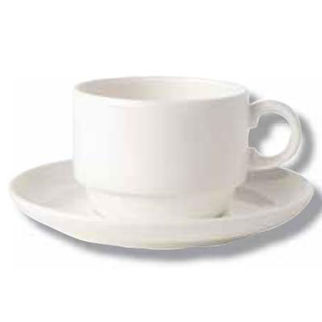 Picture of Ascot Coffee Cup 250ml Stackable (B1014)