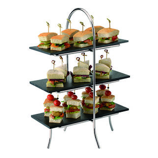Picture of Athena Three Tier Tea Stand