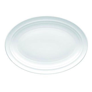 Picture of Aura Platter Oval 30mm 230x145mm