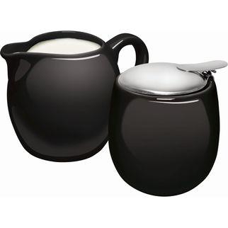Picture of Avanti Camelia Milk & Sugar Set Black