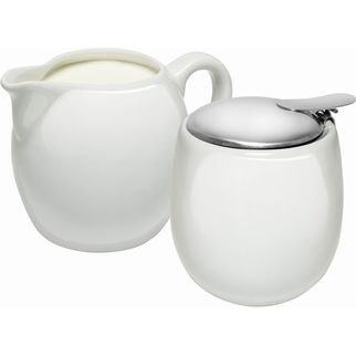 Picture of Avanti Camelia Milk & Sugar Set White