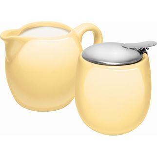 Picture of Avanti Camelia Milk & Sugar Set Yellow