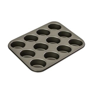 Picture of Bakemaster 12 Cup Friand Pan 265x355mm