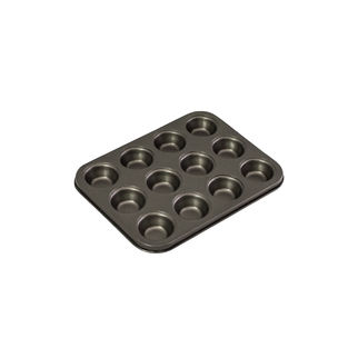 Picture of Bakemaster 12 Cup Mini Muffin Pan 260x200mm