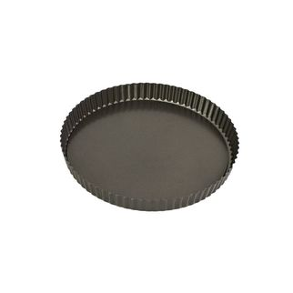 Picture of Bakemaster Loose Base Round Quiche 300x35mm