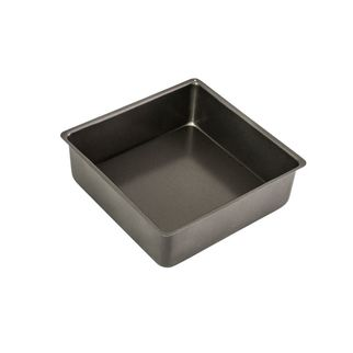 Picture of Bakemaster Loose Base Square Cake Pan 200x70mm