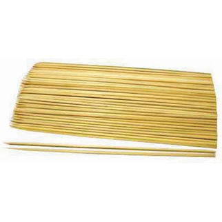 Picture of Bamboo Skewers 25cm Pack Of 100 250mm