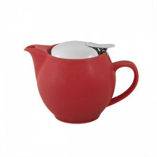 Picture of Bevande Tealeaves Teapot 350ml Red