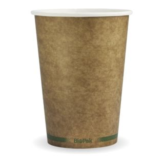 Picture of BioBowl Green Stripe Kraft 32oz