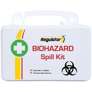 Picture of Biohazard Disposable Kit