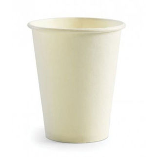 Picture of Biopak White Single Wall Cup 16oz