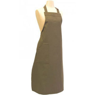Picture of Bistro Canvas Apron Olive