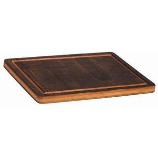 Picture of Black Bamboo Steak Cutting Board