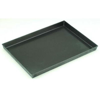 Picture of Blue Steel Baking Sheet 30mm 400x300