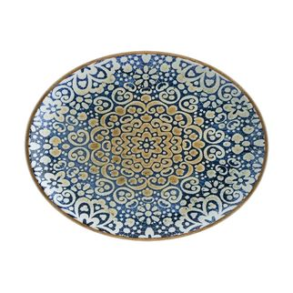 Picture of Bonna Alhambra Oval Platter Coupe 360 x 280mm