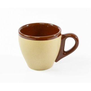 Picture of Brew Espresso Cup 90ml Harvest Brown with Matt Gloss Finish