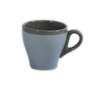 Picture of Brew Long Black Cup 180ml Silver Ice with Matt/Gloss Finish