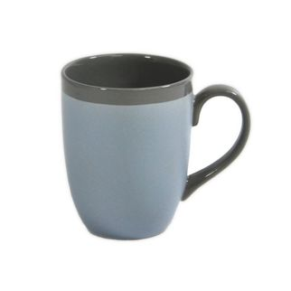 Picture of Brew Mug 380ml Silver Ice with Matt/Gloss Finish
