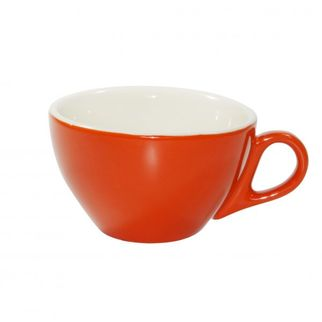 Picture of Brew Saffron and White Cappuccino Cup 220ml