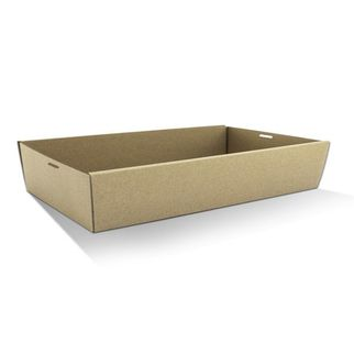 Picture of Brown Catering Tray Large (ctn 50)
