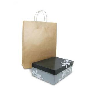 Picture of Brown Kraft Bag Med Plus 250